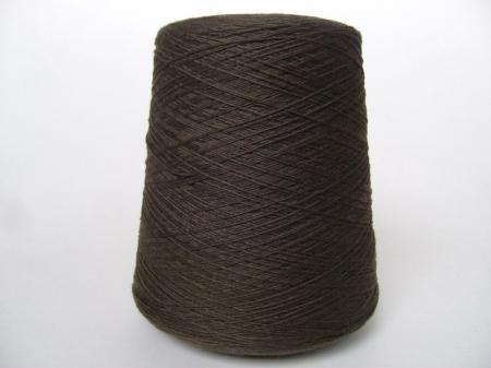 Кашемир 100%, натуральный коричневый (в зеленцу) (m.n. 600м/100г.)
